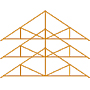 NASCOR Roof Truss Systems